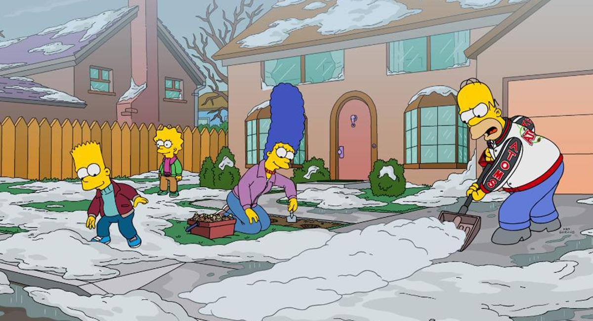 Descubre qué personaje de Los Simpson eres, según tu signo del zodiaco. Foto: Twitter @TheSimpsons