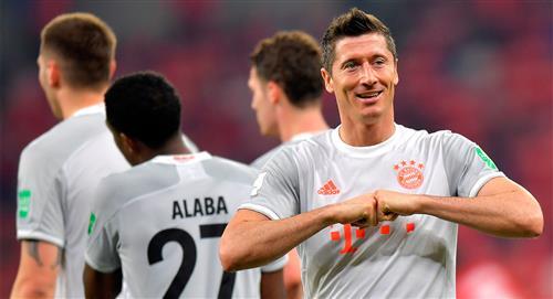 Bayern Munich enfrentará a Tigres en la final del Mundial de Clubes
