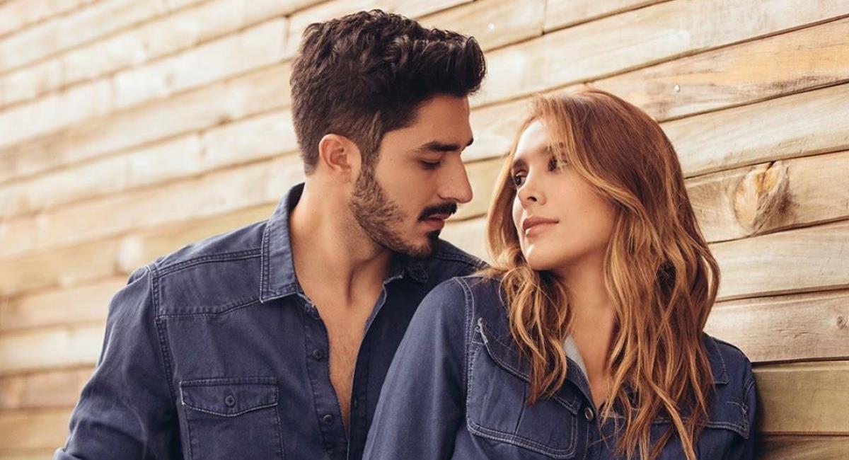 Daniela y Harold duraron más de 2 años juntos. Foto: Instagram @daniela_ospina5.
