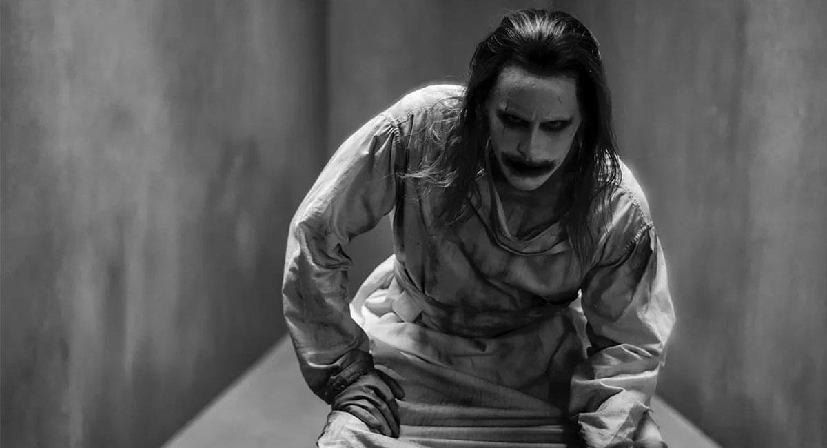 """Este es el look del 'Joker' de Jared Leto en la nueva versión de la """"Justice League"""". Foto: Twitter @TheTopComics"""