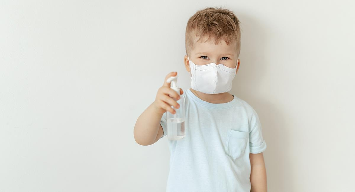 Estudio reveló el nivel de transmisión del coronavirus entre niños. Foto: Shutterstock