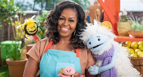 ¿Qué papel tendrá Michelle Obama en una nueva serie de Netflix?