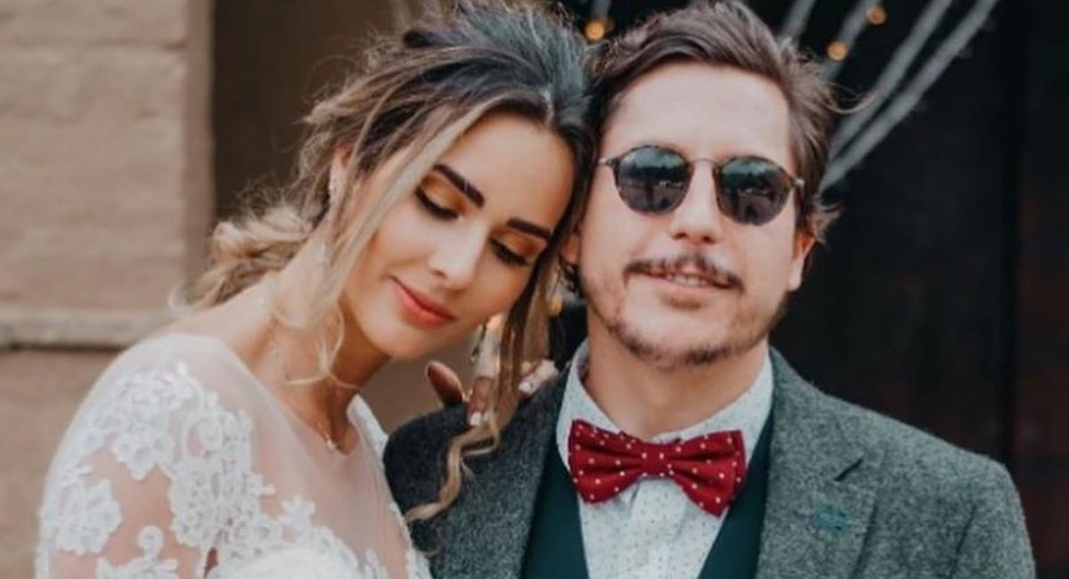Se adelantaron los gemelos de Alejandro Riaño y María Alejandra Manotas. Foto: Instagram
