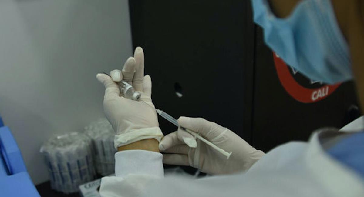 Cali inmunizará a 4400 personas en la primera etapa. Foto: Alcaldía de Cali