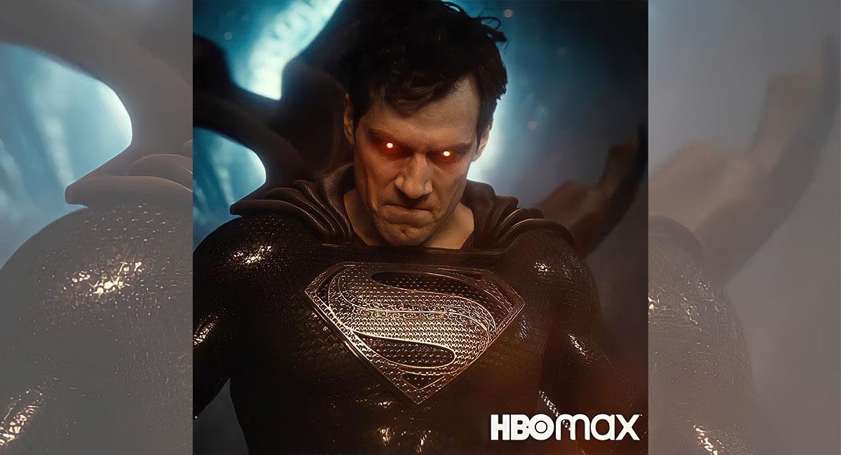 """Así lucirá 'Superman' en la nueva versión de """"Justice League"""". Foto: Twitter @ZackSnyder"""