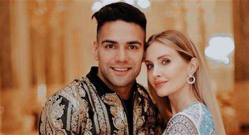 Falcao le dedicó hermoso mensaje a su esposa por San Valentín