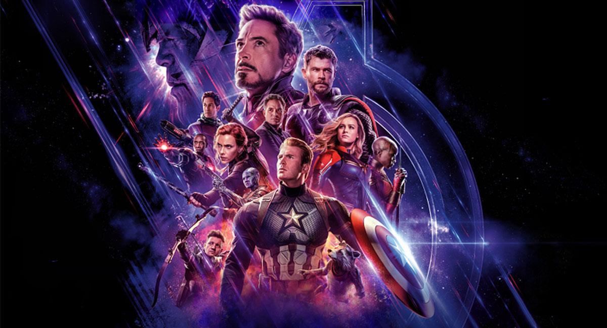 """""""Avengers Endgame"""" es la película con más recaudación en la historia sin contar la inflación. Foto: Twitter @MarvelStudios"""
