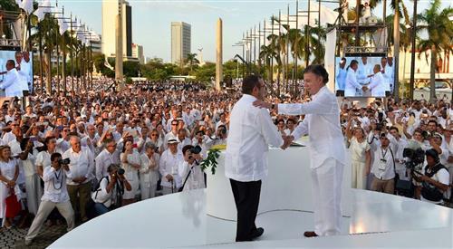 Las FARC solo entregaron el 4% de bienes para reparar a las víctimas