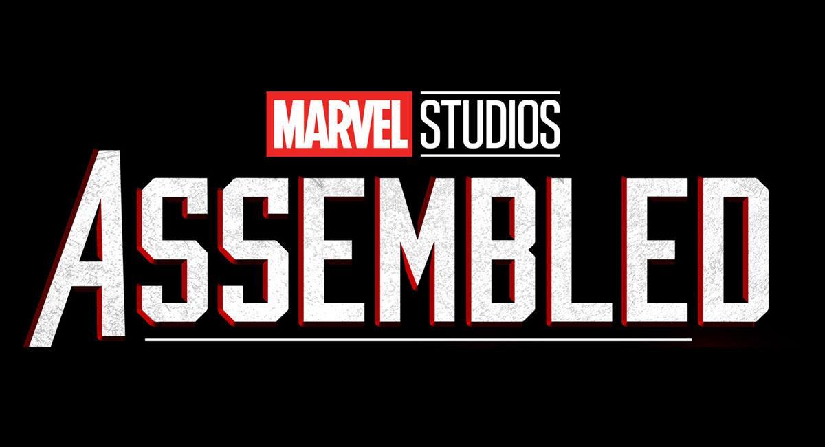 """Assembled"" será la próxima serie de Marvel Studios en estrenarse en Disney+. Foto: Twitter @MarvelStudios"