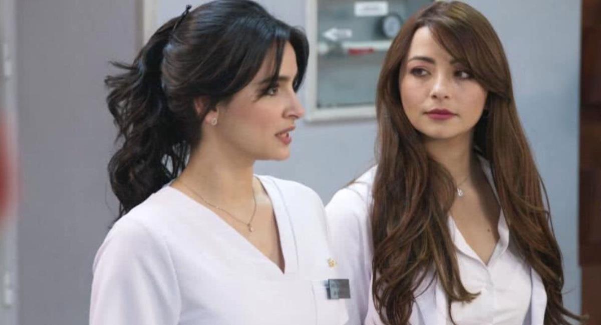 Los televidentes analizaron las redes de las actrices. Foto: Youtube Canal RCN.