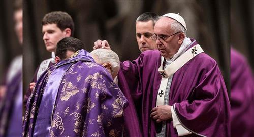 Los consejos del papa Francisco para celebrar este Miércoles de Ceniza