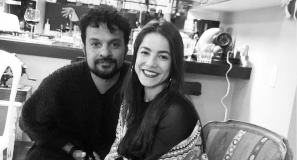 Julián Román y Juliette Pardau llevan dos años viviendo juntos. Foto: Instagram