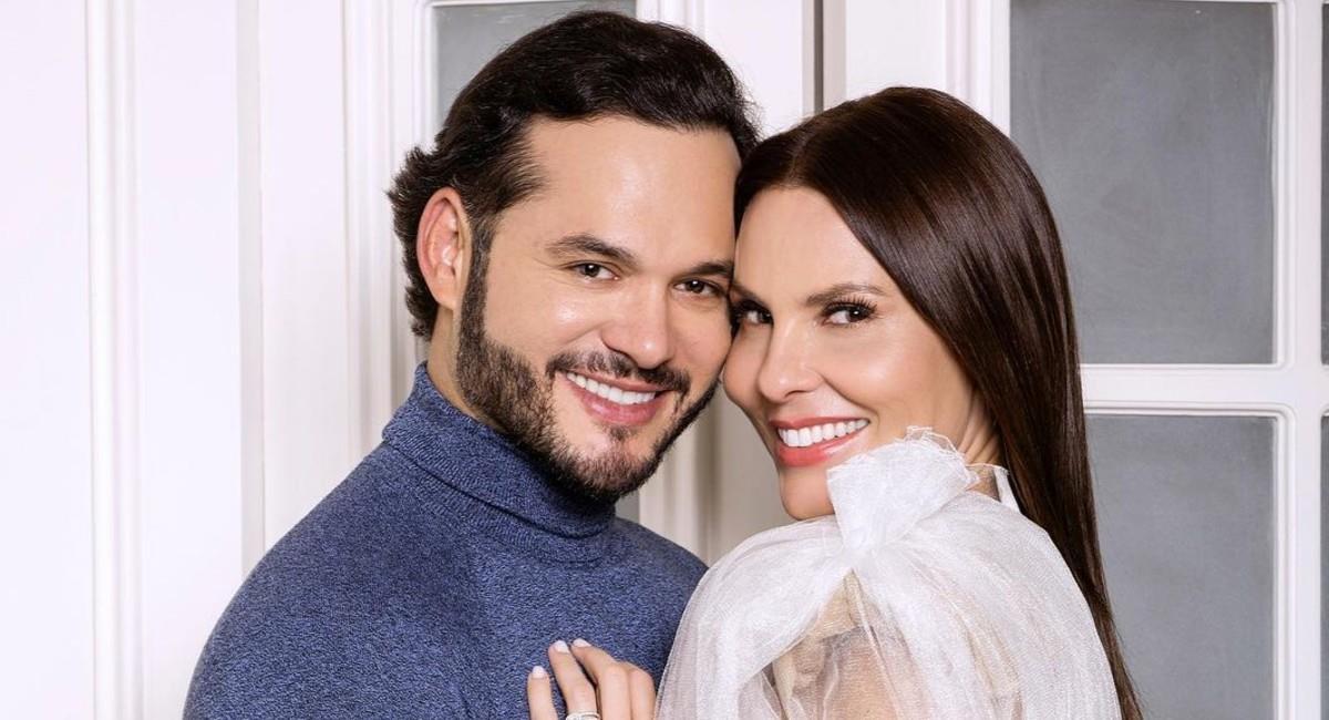 Paula Andrea Betancur y Luis Miguel Zabaleta tuvieron una hija llamada Fátima . Foto: Instagram