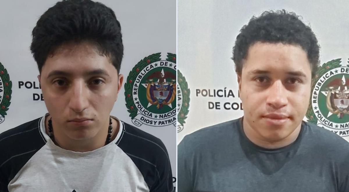 'Jeringa' le agradece a la Policía Nacional por dar con los presuntos responsables. Foto: Twitter @jeringa42