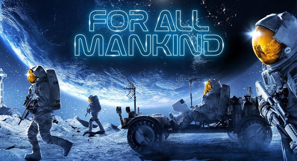 """""""For All Makind"""" es una de las series más vistas en Apple TV+. Foto: Twitter @AppleTV"""