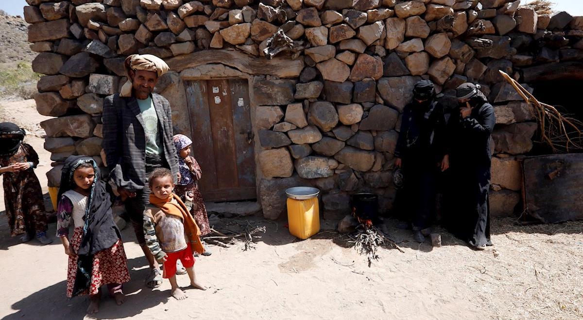 Las ayudas humanitarias no logran llegar por el difícil acceso. Foto: EFE