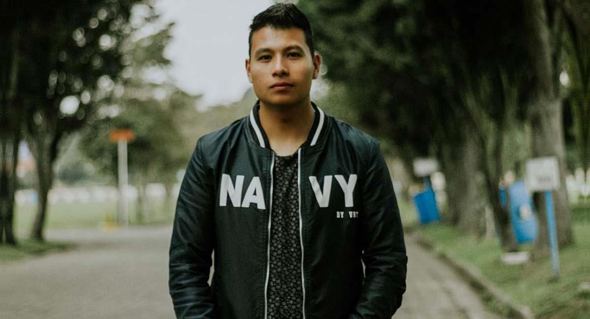 Mauro Rosero, comediante e influencer colombiano. Foto: Instagram / @maurorg9