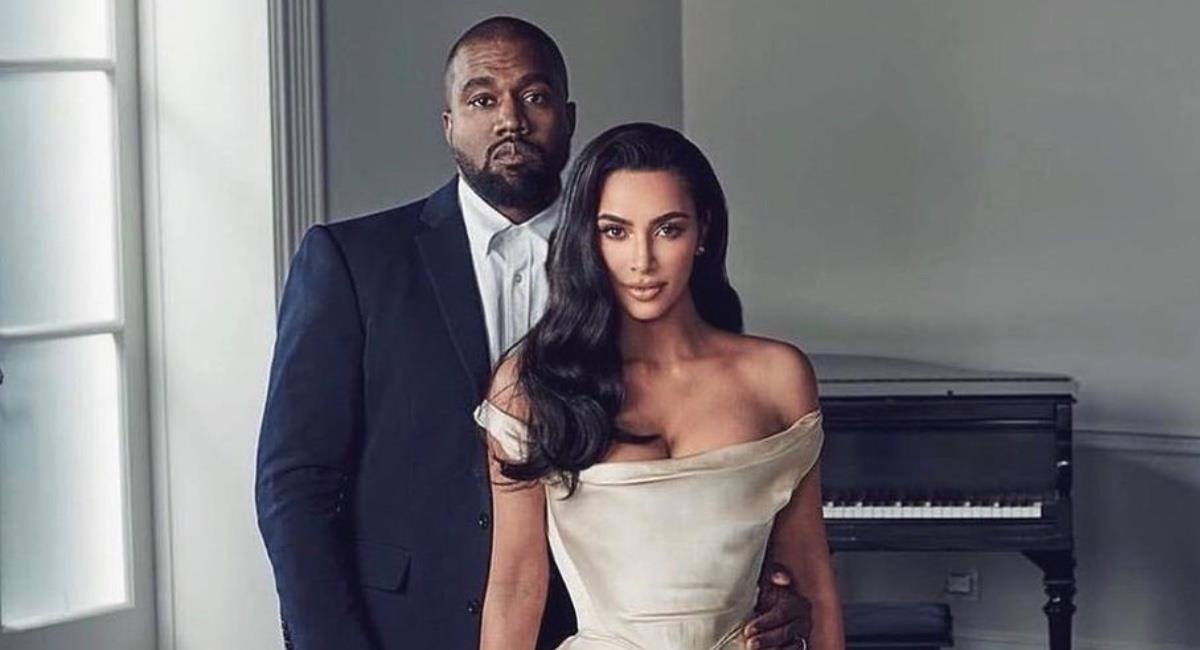 Un divorcio pacífico y con mucho dinero de por medio. Foto: Instagram @kimkardashian.