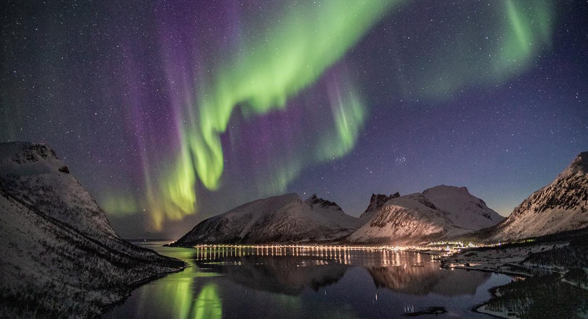 Las 'Luces del Norte' estarán más 'activas' de lo que es habitual. Foto: Pexels