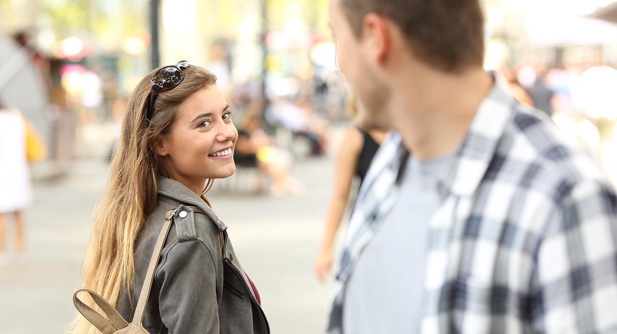 Estas señales indican que a esa persona la conociste en tu vida pasada. Foto: Shutterstock