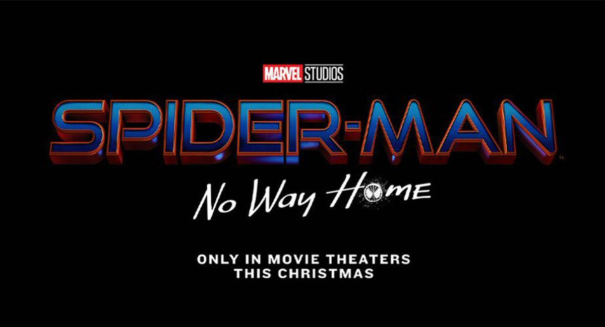 """""""Spider-Man: No Way Home"""" confirmó su título esta misma semana. Foto: Twitter @SpiderManMovie"""
