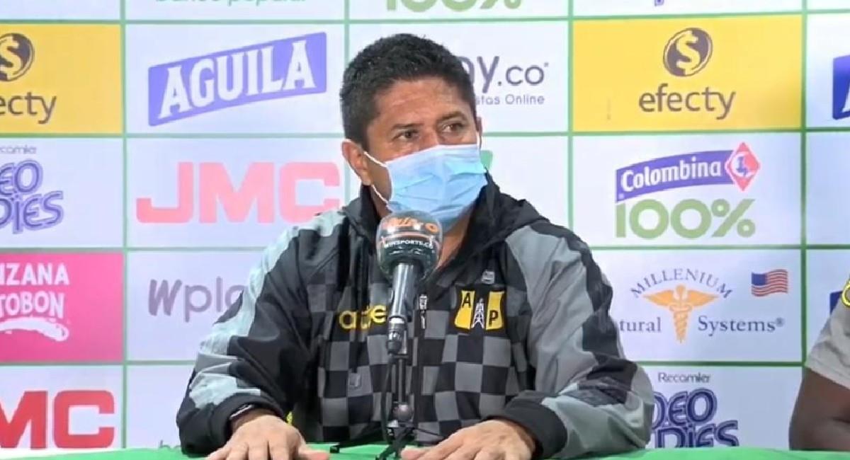 Dos equipos 'coleros' de la Liga BetPlay despiden a sus técnicos