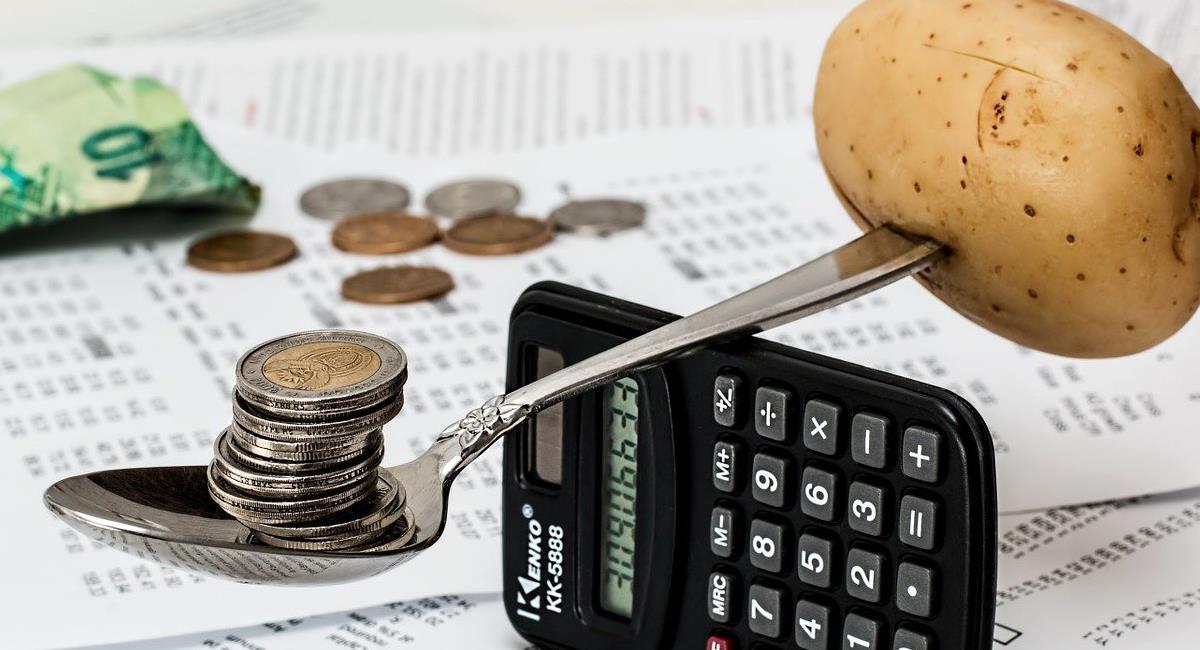 La disminución de los ingresos en los hogares colombianos ha influido directamente en asuntos prioritarios como la alimentación. Foto: Pixabay