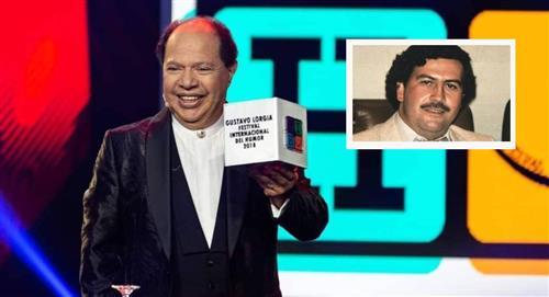 """""""Gente muy querida"""": Mago Gustavo Lorgia dio detalles de la fiesta que le animó a Escobar"""