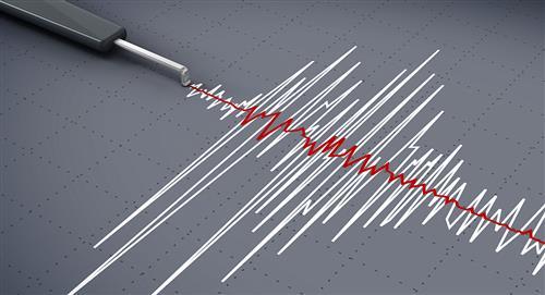 Temblor de magnitud 5.1 sacudió a Antioquia este lunes