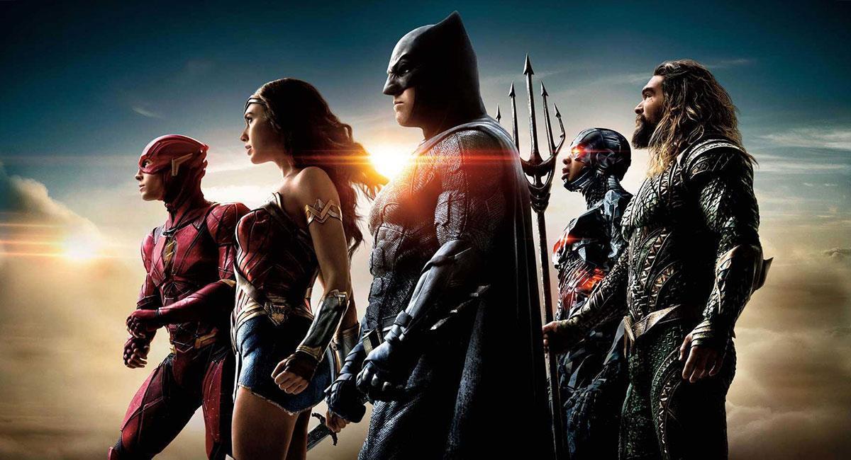 """La nueva versión de """"Justice League"""" es una de las cintas más esperadas del 2021. Foto: Twitter @justiceleaguewb"""
