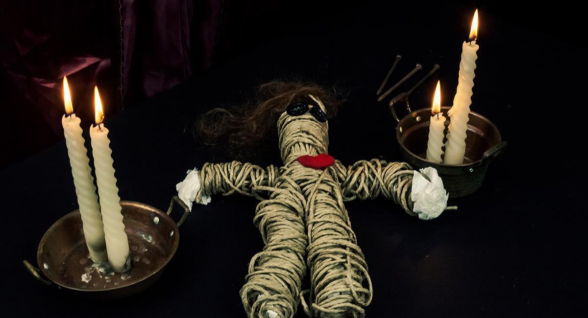 ¿Cómo protegerte y revertir los efectos de la magia negra?. Foto: Shutterstock