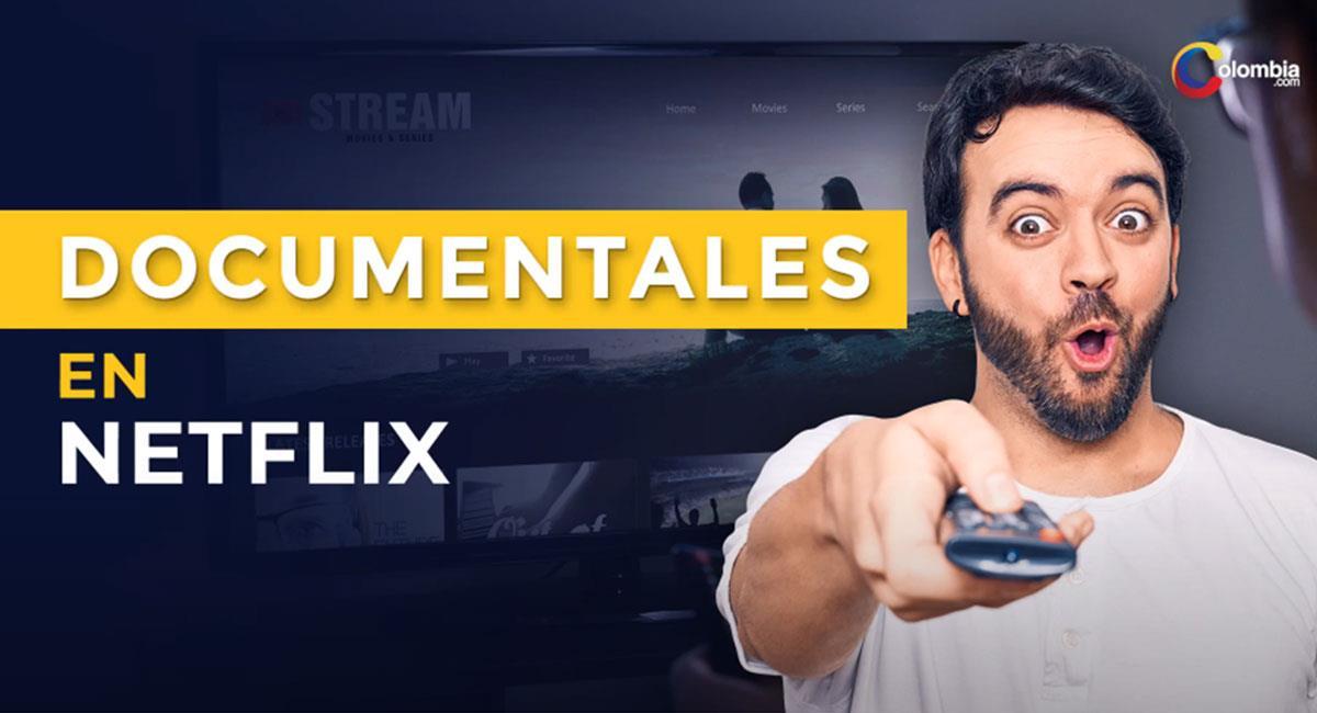 Netflix tiene en su catálogo algunos de los documentales más vistos del año. Foto: Youtube Colombia.com
