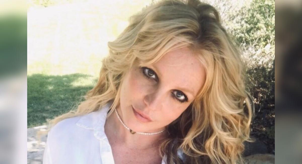 Britney Spears elogió la personalidad de sus hijos y celebró que la dejaran publicar la foto. Foto: Instagram