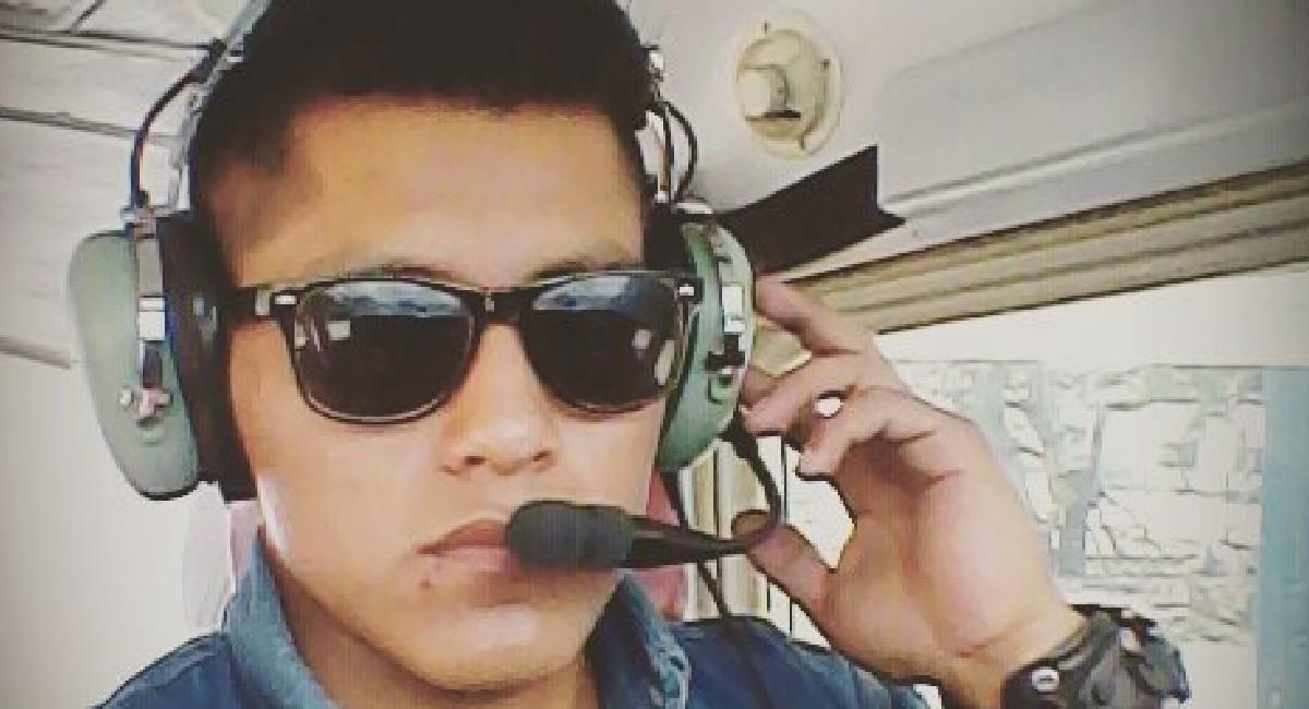 Él es Erwin Tumiri, sobreviviente de la tragedia de Chapecoense. Foto: Instagram @tumirierwin