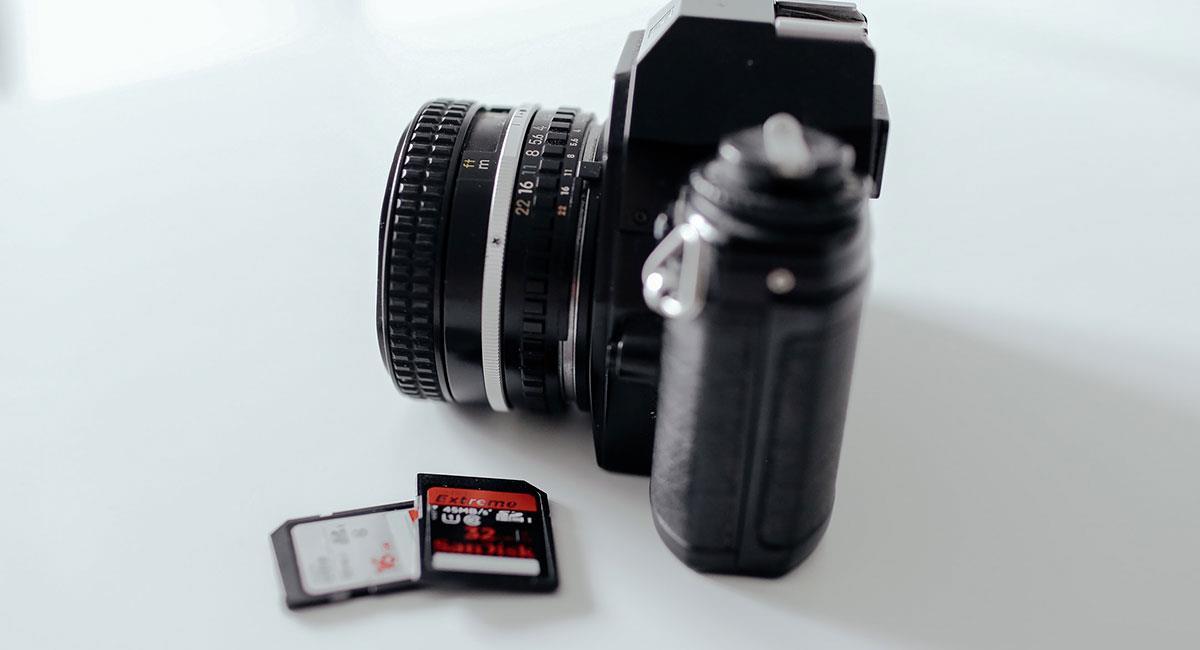 ¿Cómo recuperar fotos borradas de la tarjeta SD?