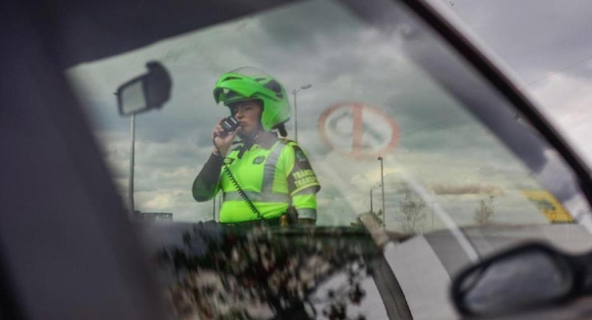 Distrito descarta desaparecer la Policía de Tránsito. Foto: Alcaldía de Bogotá