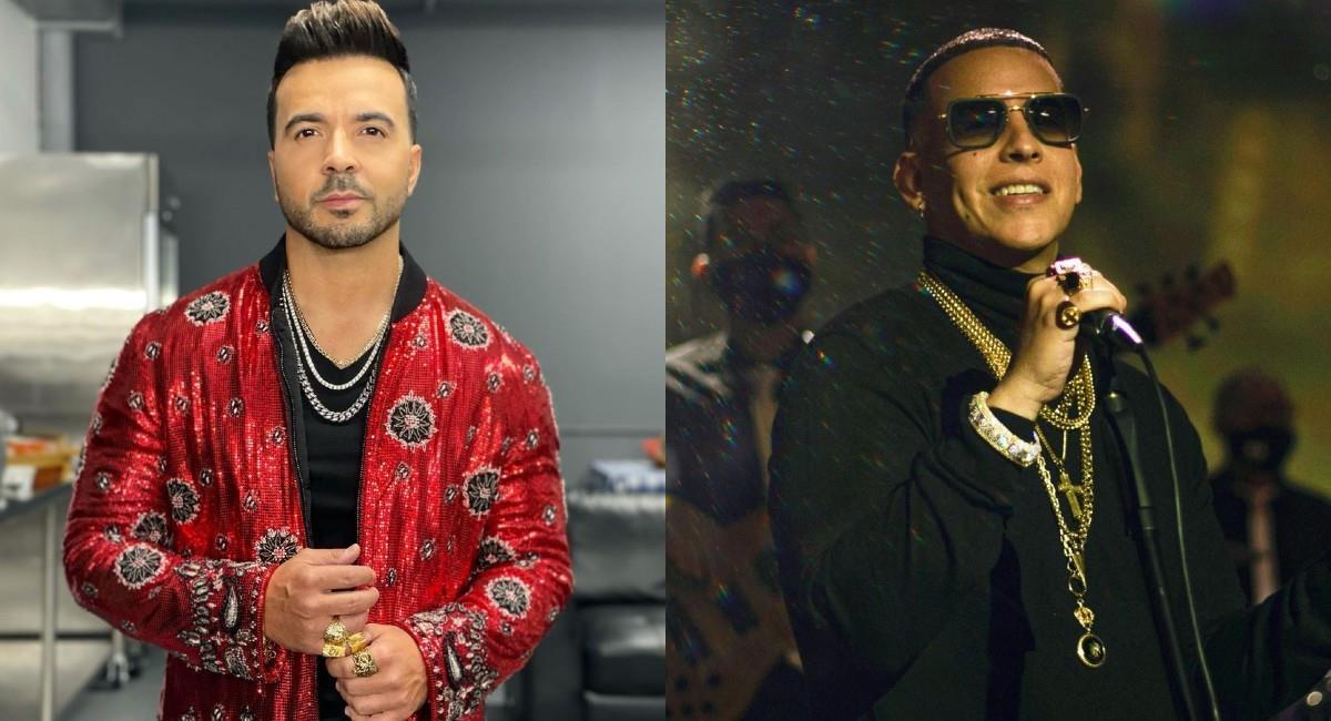 Luis Fonsi habla sobre Daddy Yankee y los rumores de sus diferencias. Foto: Instagram