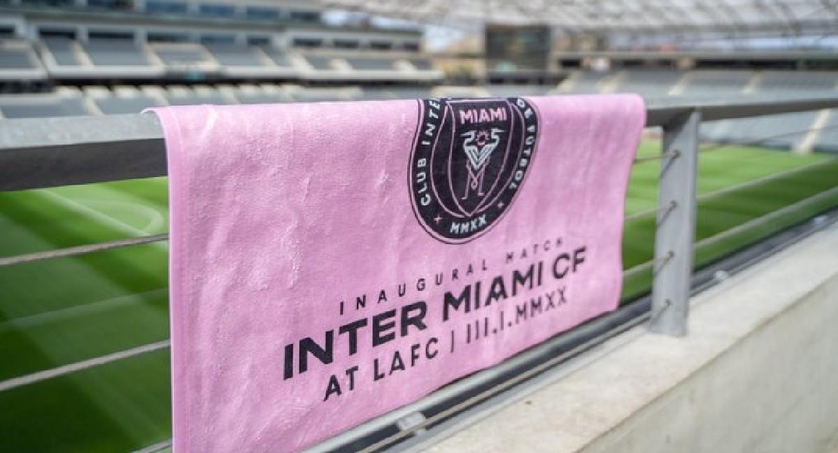 Inter Miami, equipo de David Beckham en la MLS. Foto: Twitter @InterMiamiCF