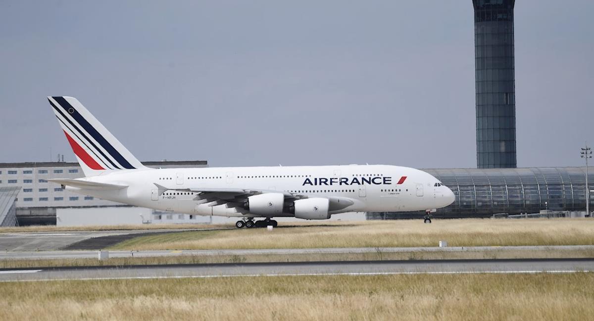 Las aerolíneas perdieron el flujo de aproximadamente el 70% de viajeros. Foto: EFE