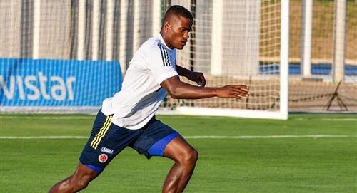 Partido Selección Colombia Brasil Eliminatorias Mundial Qatar 2022 Miami Ernesto Lucena