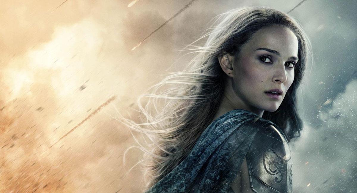 "Natalie Portman volverá a interpretar a Jane Foster en ""Thor Love and Thunder"". Foto: Twitter @thorofficial"