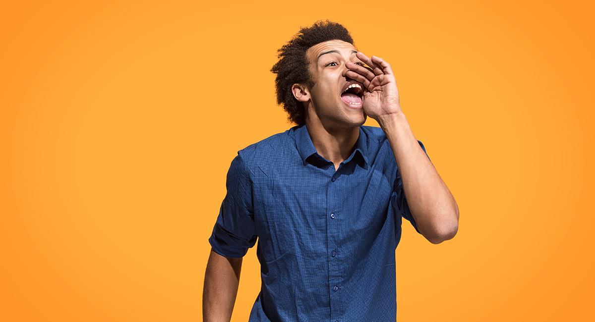 Descubre si haces parte de las personas más gritonas del zodiaco. Foto: Shutterstock