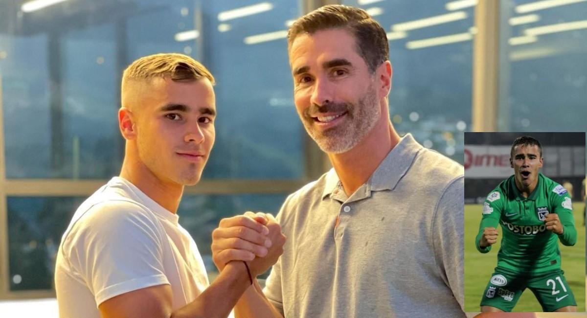 El mensaje de Juan Pablo Ángel a su hijo Tomás. Foto: Instagram Prensa redes Juan Pablo Ángel.