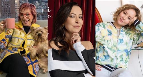 Yaneth Waldman y otras 9 famosas se unen para ayudar a mujeres víctimas de violencia y cáncer