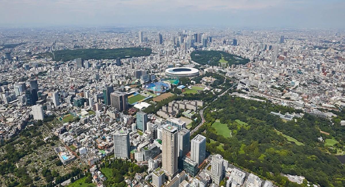 Los Juegos OIímpicos solo podrían tener público local. Foto: Twitter @juegosolimpicos