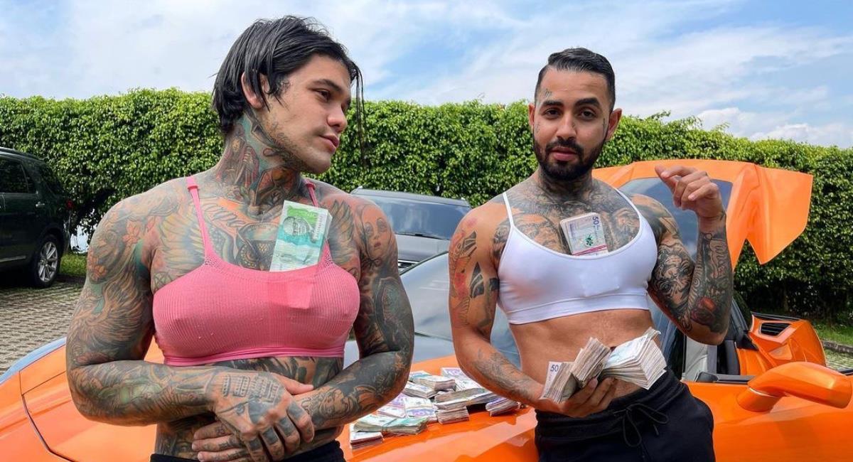Ganar dinero en redes sociales requiere de constancia. Foto: Instagram @yefersoncossio.