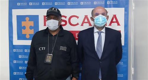 """Oficializada captura del exmagistrado Francisco Ricaurte por caso de """"El cartel de la toga"""""""