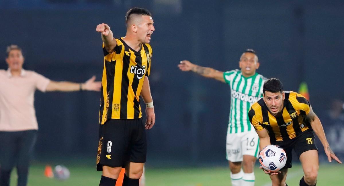 Atlético Nacional derrotó a Guraní. Foto: EFE