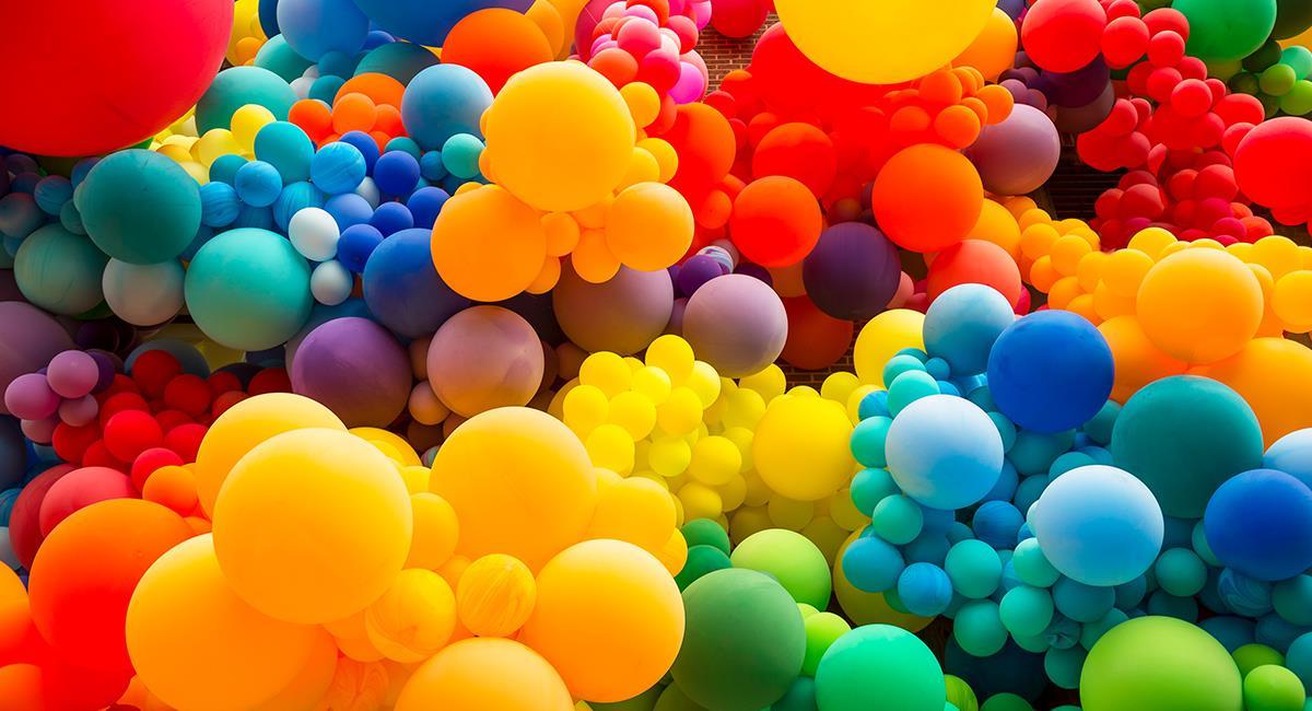 Te contamos cómo pueden ayudarte los colores, según su energía. Foto: Shutterstock