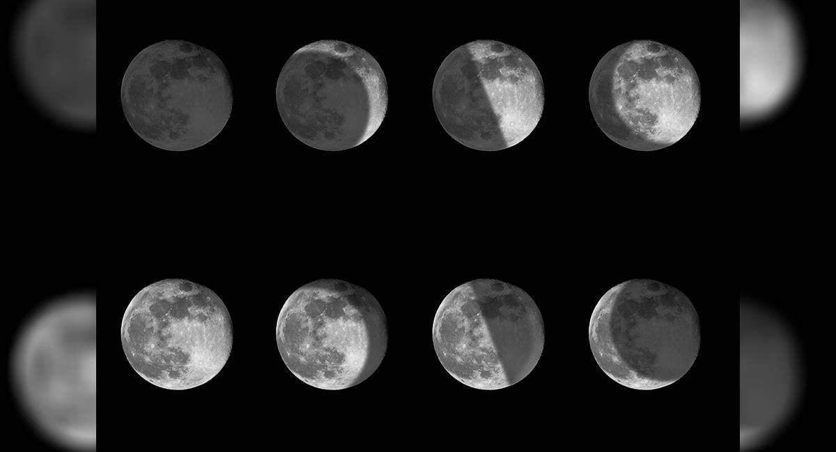 Estas son las decisiones que debes tomar en cada fase de la luna. Foto: Shutterstock